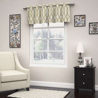 Eclipse Dixon Thermalayer Curtain Valance - 52x18