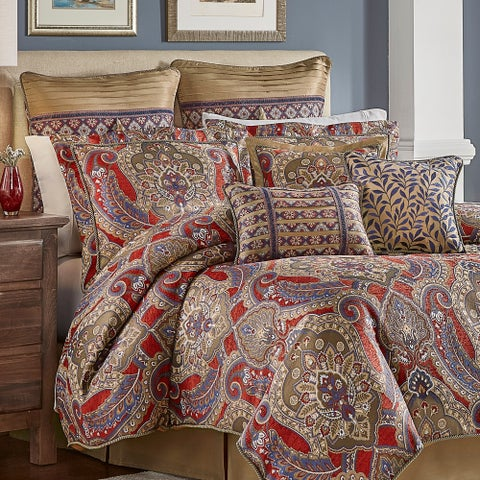 Margaux 4pc Comforter Set