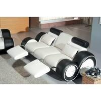 Melrose 3-piece Leather Sofa