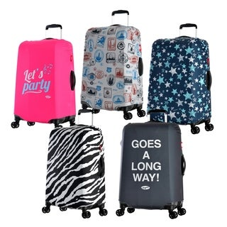 "Spandex Luggage Cover (L) Fits 27"" - 31"" (4 options available)"
