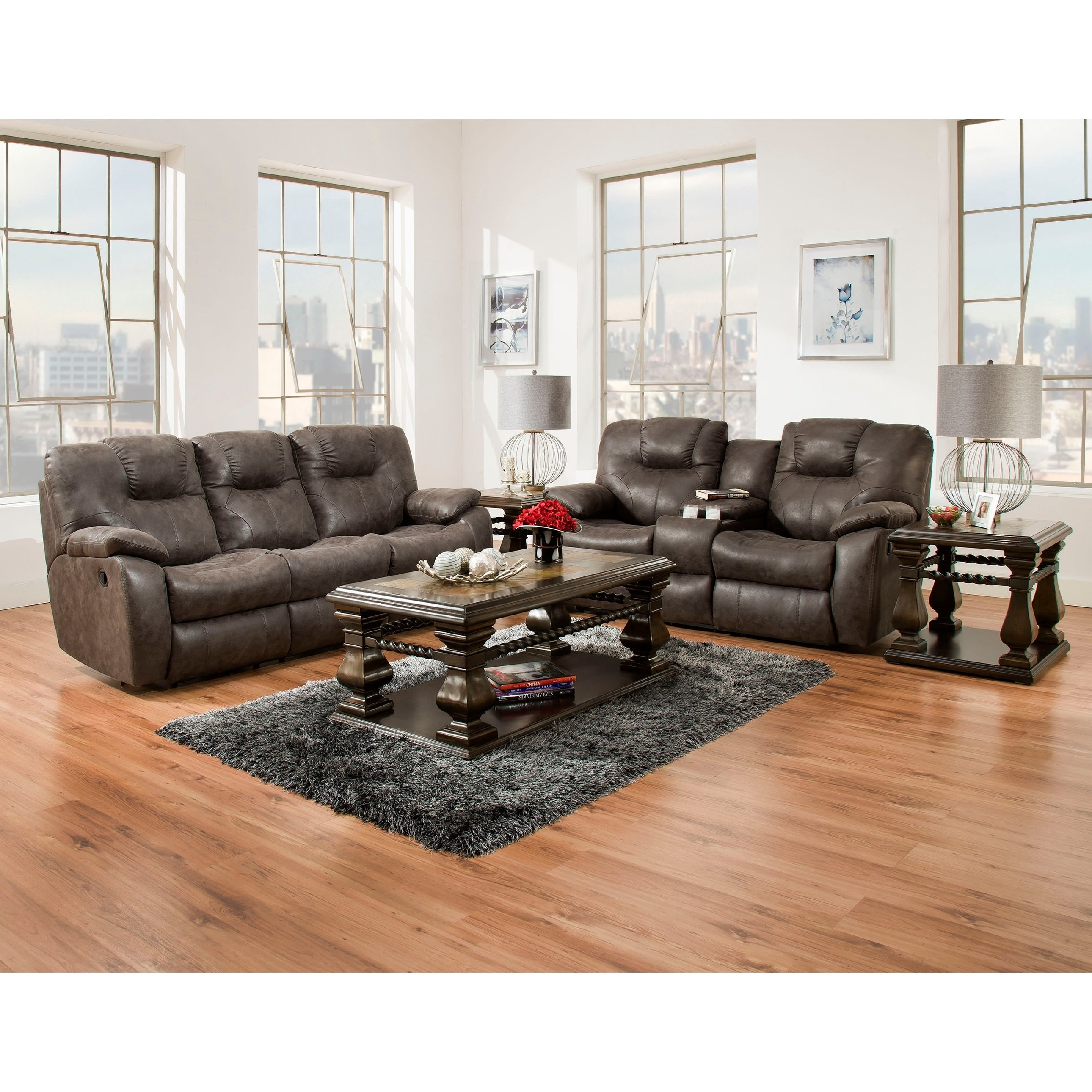 Pleasant Avalon Double Reclining Sofa Gmtry Best Dining Table And Chair Ideas Images Gmtryco
