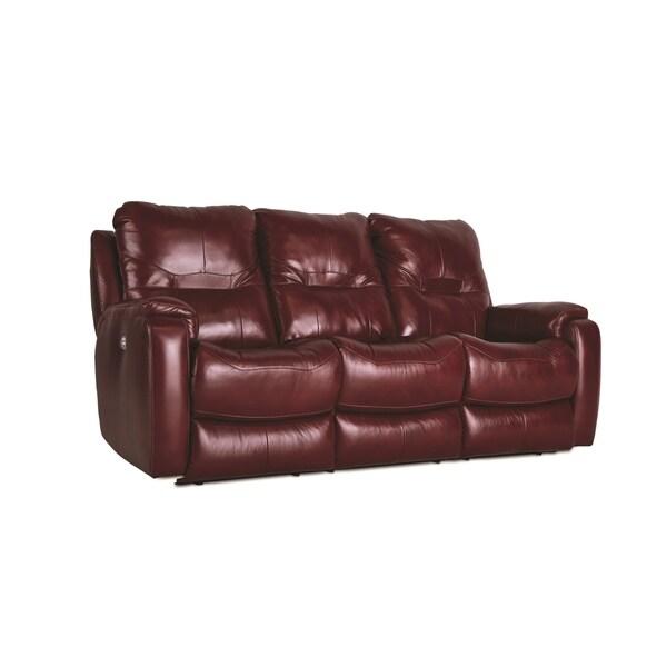 Royal Flush Power Headrest Sofa