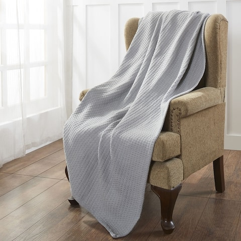Modern Threads 100-Percent Cotton Thermal Blanket