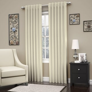Eclipse Dutton Thermaweave Blackout Window Curtain (More options available)