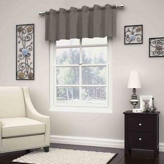 Eclipse Dutton Thermaweave Blackout Window Valance