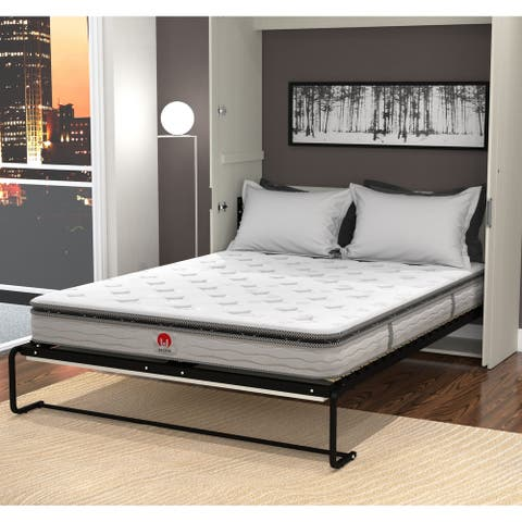 Bestar Roll Packed Queen Mattress