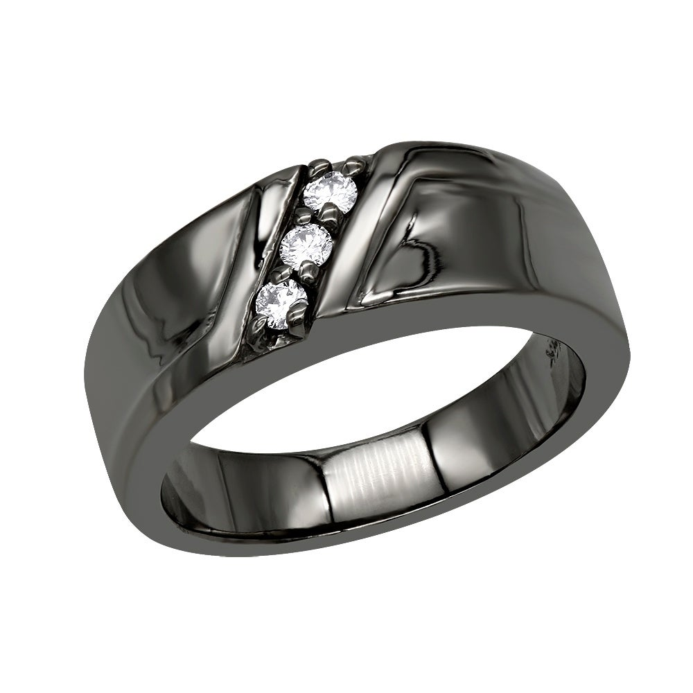 Mens Wedding Anniversary Ring