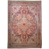 Antique Heriz  Rug, Circa 1880 - 13'3'' x 18'