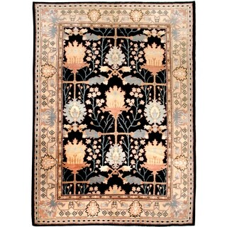 Wool Arts and Crafts Rug - 9' x 12'5''