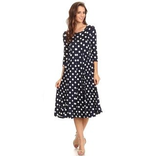 037719f0035a Mid-Length Dresses | Find Great Women's Clothing Deals Shopping at Overstock