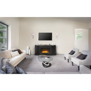 Napoleon Anya Media Storage Center/TV Stand with Electric Fireplace
