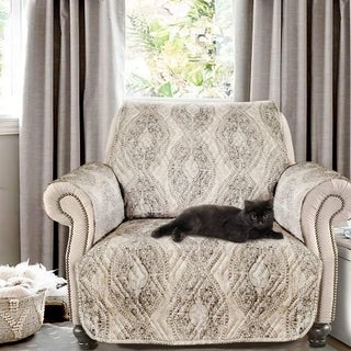DriftAway Adrianne Water Resistant Quilted Chair Slipcover