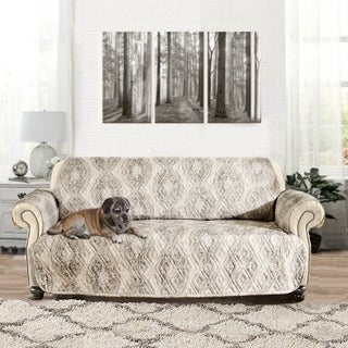 DriftAway Adrianne Water Resistant Quilted Love Seat Slipcover