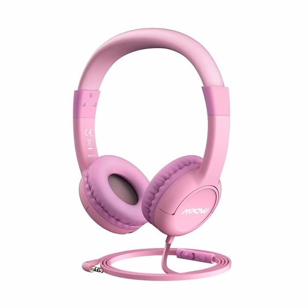 4d7d7c9993c Shop Mpow Kids Headphone with 85dB Volume Limited Hearing Protection ...