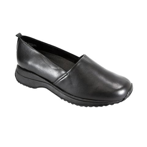24 HOUR COMFORT April Women Wide Width Classic Durable Work Clog Shoes by  Comparison