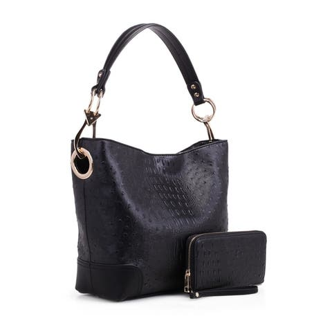d28cc10d865a Buy Black Shoulder Bags Online at Overstock | Our Best Shop By Style ...