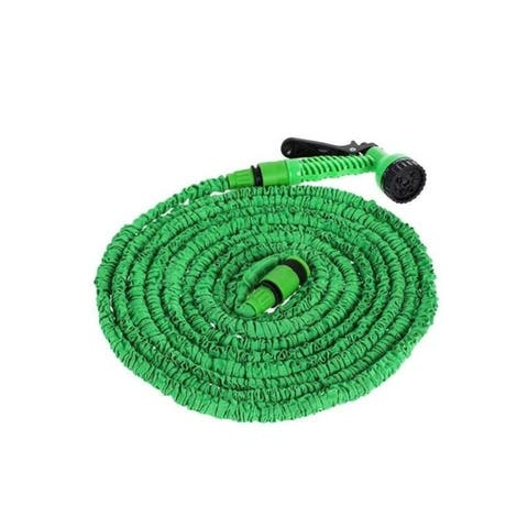 Tangle Free Expandable Hose w/ Sprayer Attachment