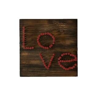 Handmade Love Wall Dcor (Philippines)
