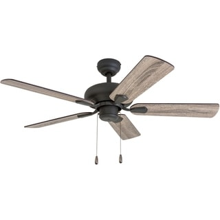 Link to The Gray Barn Heddinge Traditional 42-inch Aged Bronze Ceiling Fan in Barnwood/Tumbleweed Blades Similar Items in Ceiling Fans