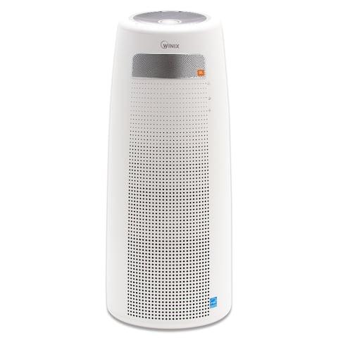Winix QS True HEPA Air Purifier with JBL Speaker, 320 sq ft Room Capacity