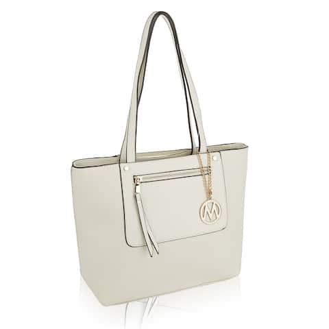 MKF Collection Joy Tote Shoulder Bag by Mia K.