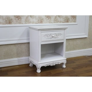 International Caravan Windsor 1-Drawer Night Stand
