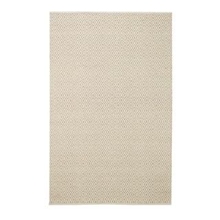 Kiki Linen Flat Woven Rectangle Area Rug - 9' x 12'
