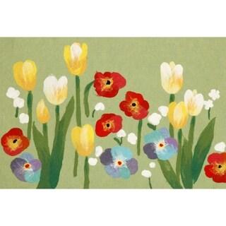 Liora Manne French Garden Mat (1'7 x 2'5)