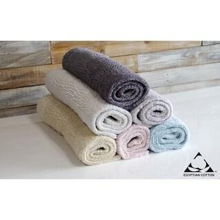 Royal Touch Reversible Egyptian Cotton Bath Rug