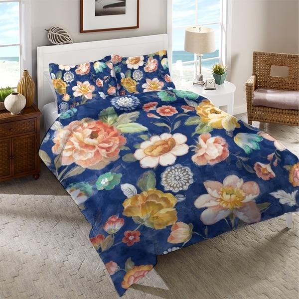 Laural Home Vivid Florals Sham