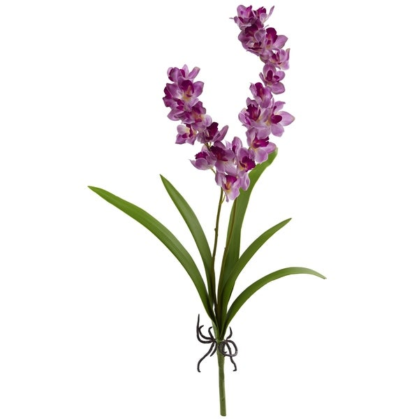 """30"""" Orchid Artificial Flower (Set of 6)"""