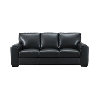Suzanne Leather Craft Sofa