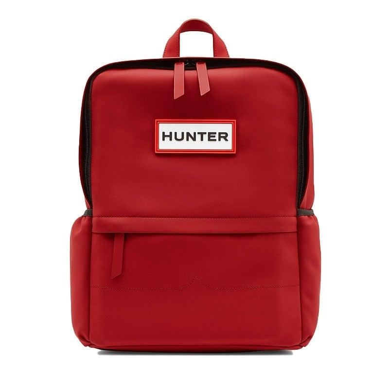 Hunter Original Rubberized Backpack (Black) thumbnail