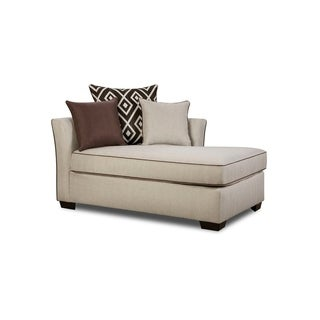Simmons Upholstery Stewart Chaise
