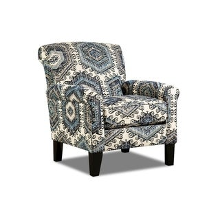Simmons Upholstery Tequila Indigo Accent Chair