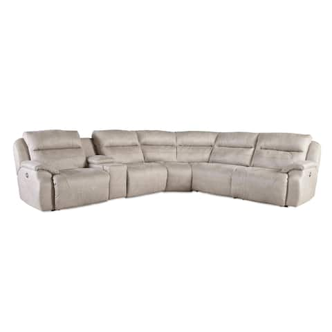 Buy Synthetic Leather Sectional Sofas Online At Overstock