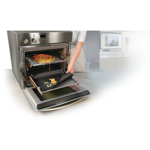 Heavy-Duty Non-Stick Oven Liner, 23 1/2in x 15 3/4in