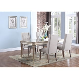 Best Master Furniture Palais 5 Pieces Dining Set