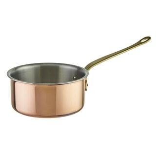 Tri-Ply Copper Sauce Pan, 10 3/8Qts