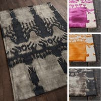 "Artist's Loom Alice Collection Hand-Tufted Contemporary Wool Rug - 7'9"" x 10'6"""