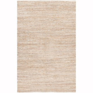 Artist's Loom Darla Collection Hand-Woven Abstract Pattern Casual Rug - 9' x 13'