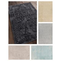 Artist's Loom Celeste Collection Hand-Tufted Transitional Rug - 9' x 13'