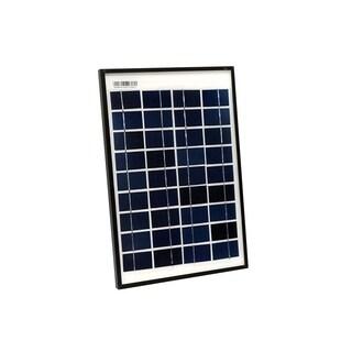 ALEKO Polycrystalline Modules Solar Panel 10W 12V Power