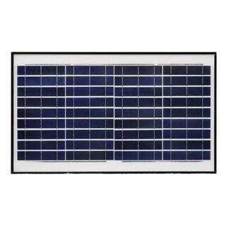 ALEKO Solar Panel Polycrystalline 30W Output Voltage 12 V