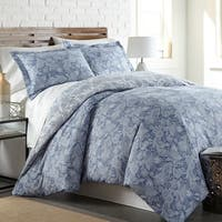 Perfect Paisley Down Alt 3-Pc Reversible Comforter Set