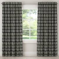 Skyline Furniture Blackout Curtain in Dash