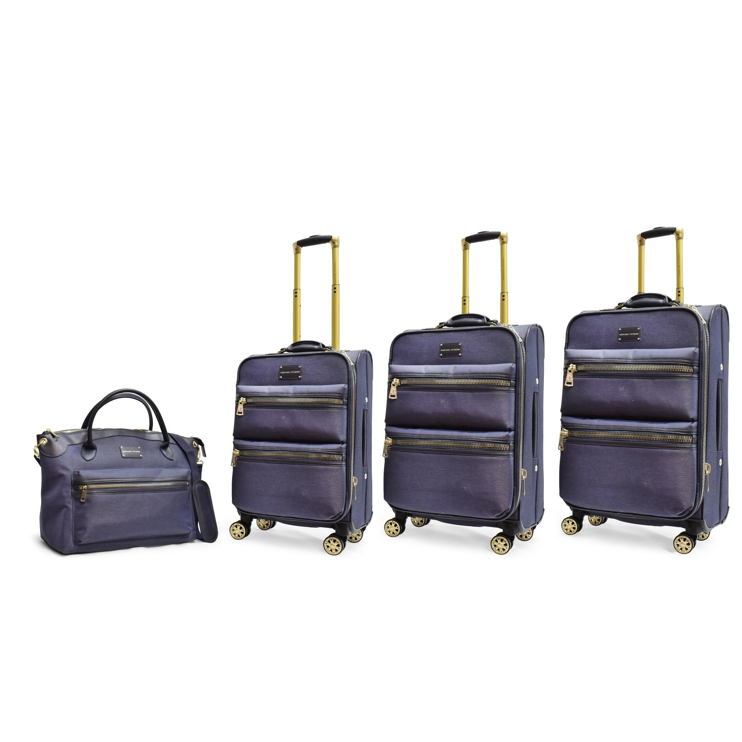29c39b610f12 Shop Adrienne Vittadini Luggage   Bags