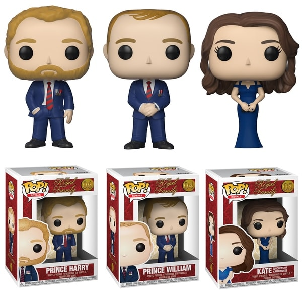 Shop Funko Pop Royals Royal Family Series 1 Collectors
