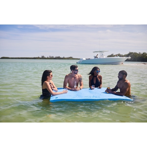 Shop Big Joe Island Outdoor Pool Float 4 X6 On Sale