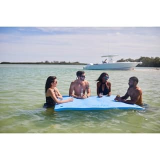 Big Joe Island Outdoor Pool Float 4'x6'